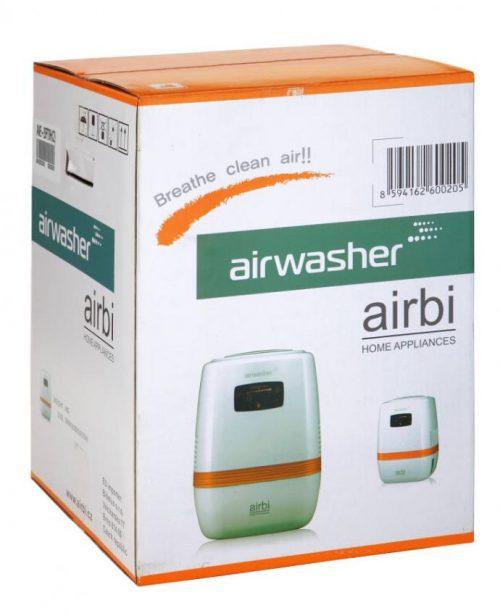 zvlhčovač a čistička vzduchu airbi_airwasher_krabica